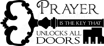 Quotes On Christian Prayer Best of Religious Wall Quotes Wall Decals Prayer Is The Key