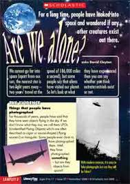 are we alone primary ks teaching resource scholastic are we alone image jpg