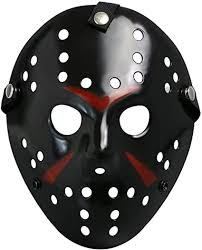 CASACLAUSI Jason Mask <b>Halloween</b> Costume <b>Prop Horror</b> Hockey