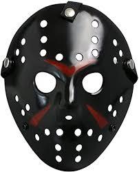 CASACLAUSI Jason Mask <b>Halloween</b> Costume <b>Prop Horror</b> Hockey