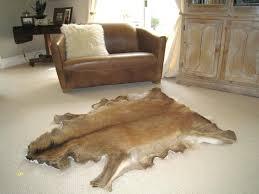 deer skin blanket rug fresh rugs at special values for uk