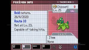 i got my first shiny of pokemon uranium a few days ago: pokemonuranium