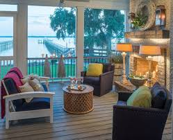 covered porch furniture. how to create an inviting outdoor room screened porch furniturescreened covered furniture