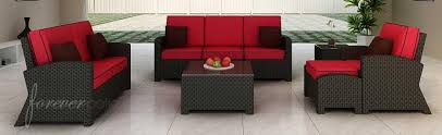 modern outdoor patio furniture. Forever Patio Modern Wicker Outdoor Furniture P