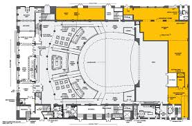 floor plan 100 detroit opera house the most beautiful