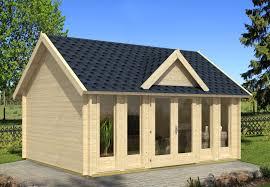 Das Gartenhaus mit Satteldach - Gartenhausportal.com