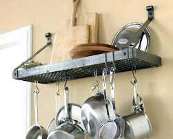pots and pans rack ikea pot and pan rack kitchen pan rack new hanging pot holder