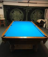 olhausen pool table 9ft