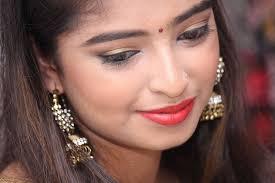 nel makeup artist hair style photos kandivali west mumbai makeup artists