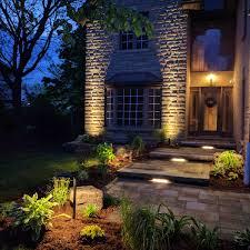 Side Yard Lighting