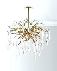chandelier crystal parts teardrop brass and glass 7 light uk