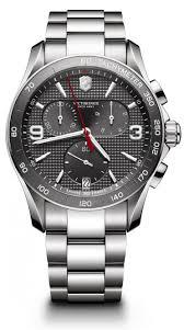 mens victorinox swiss army 241656 chrono classic chronograph watch victorinox swiss army 241656 chrono classic chronograph watch
