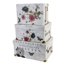 Decorative Cardboard Storage Boxes With Lids Shocking The Best Decorative Storage Boxes With Lids For 73