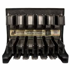 Handgun Magazine Holder Amazon Mag Storage Solutions 1001006 100 MagHolder Magazine 2
