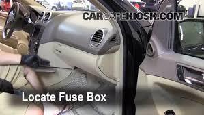 interior fuse box location 2006 2011 mercedes benz ml350 2007 2007 Jeep Grand Cherokee Fuse Box Location locate interior fuse box and remove cover 2010 jeep grand cherokee fuse box location