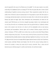 comm second essay  9 must
