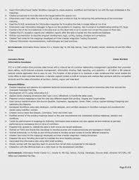... Informatica Administration Sample Resume Informatica Collection Of  solutions Informatica Resume ...
