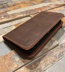 iphone 6s leather wallet case