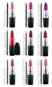 mac lip bos by ambscritch hair on polyvore featuring beauty mac cosmetics lipstick and mac