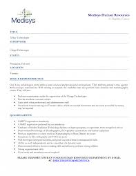 Xray Tech Resume Resume For Radiologic Technologist Ninjaturtletechrepairsco 23