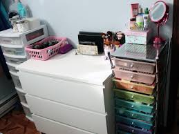 my affordable beauty storage makeup nails hair and accessories organisation tips and ideas