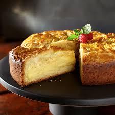 French Custard Butter Cake Recipe Land Olakes
