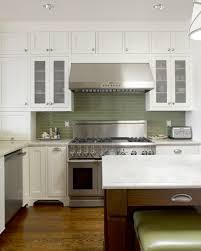 green glass tile backsplash contemporary kitchen green kitchen tiles uk