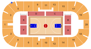 Dort Federal Credit Union Event Center Seating Charts For