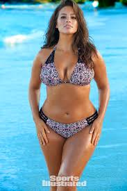 plus size models sports illustrated ashley graham 2016 swimsuit photo gallery si com
