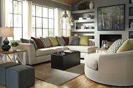 Sectional Living Room Set Buy Casheral Linen Sectional Living Room Set By Benchcraft From