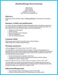 Resume For Advertising Job Advertising Resume For New Job Seeker 17