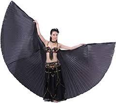 Best Dance <b>Women's Professional Belly Dance</b> Costume Angle Isis ...