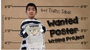 Passport2teach Wanted Poster Writing Project How Strong Are Your