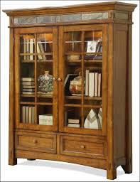 Tall Cabinet With Drawers Tall Cabinet With Glass Doors And Drawers Best Home Furniture