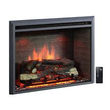 specifications type electric fireplace insert