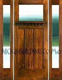 wood entry doors with sidelights craftsman entry doors luxury door with sidelights and wood front prairie wood entry doors with sidelights