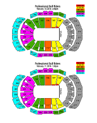 Pbr Moda Center Seating Chart Qualified Pbr Seating Chart 2019