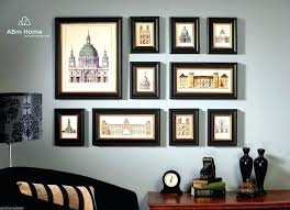 wall photo frames collage wall photo frame picture frame collage ideas for wall pertaining to design wall photo frames collage