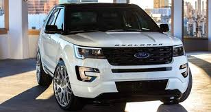 new ford 2018. delighful new 2018 ford explorer  front inside new ford o