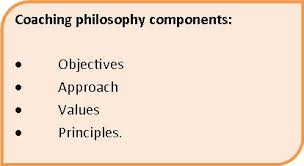 coaching philosophy coach growth philosophy