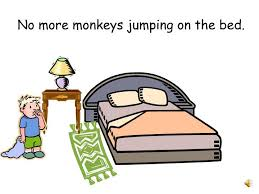ppt five little monkeys powerpoint presentation id5923390 saveenlarge no more monkeys jumping on the bed