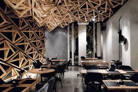 Kido Sushi Bar by DA Architects, St. Petersburg  Russia