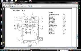 instrument panel lights tacoma world i posted a pic of the fuse panel diagram index 5 is a 10a fuse for the gauge