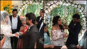 Ms wolfe herd, who founded the dating app that requires women to make the first move in 2014, wrote on twitter: Actress Vanitha Vijaykumar Peter Paul Get Married In A Christian Wedding