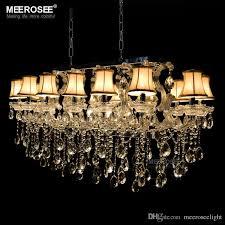 rectangle crystal chandelier light fixture flush mount silver chrystal lamp re for hotel restaurant living room md32016 kids chandelier pendant