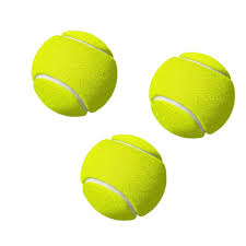 Australian open 4 ball tube. Tennis Balls Set Of 3