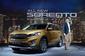 kia new car releaseKia Officially Revealed Today the AllNew Sorento in South Korea