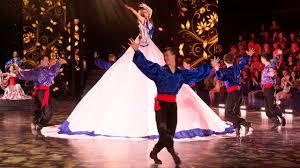 «Танцуют все!». Цыганский танец. «Калинка» (ансамбль ...