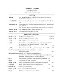 good resume headers template good resume headers