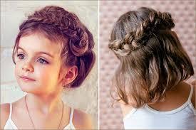 účes S Dvěma Chvosty Pro Dívky Květina Vlasů S Francouzským Pigtail